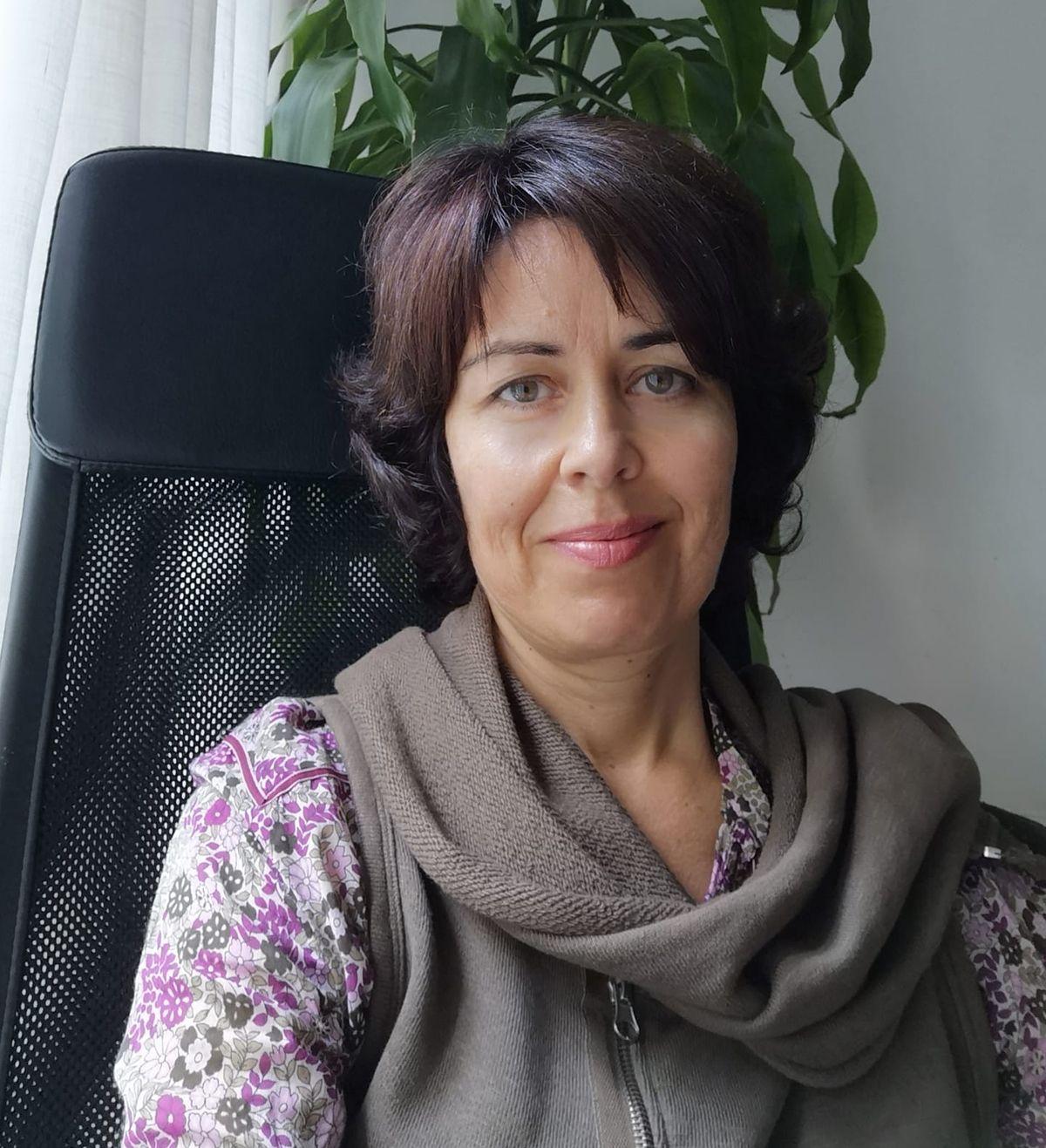 Cristina Falcón Quintana